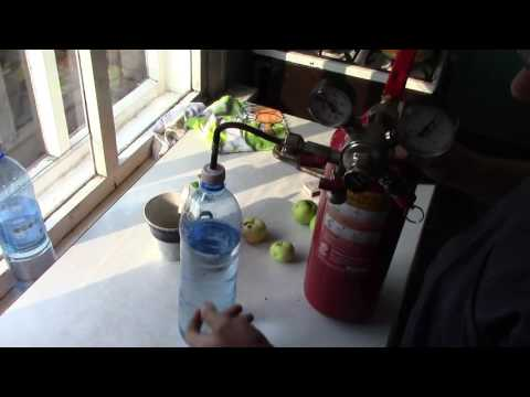 Газированная вода приготовление в домашних условиях 658