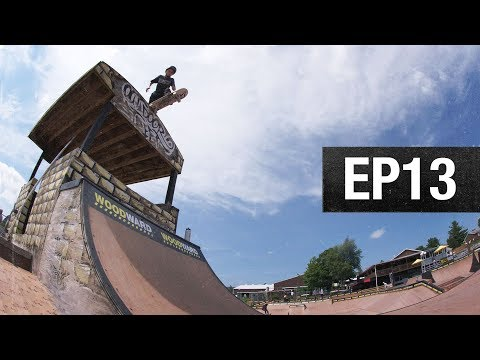 Starter Stache - EP13 - Camp Woodward Season 10