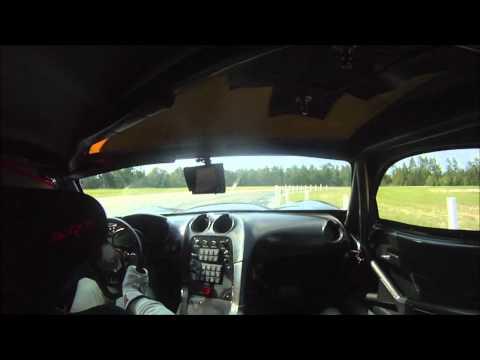 2013 SRT Viper GTS-R Track Test