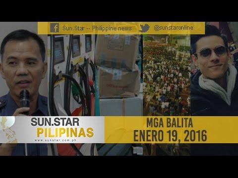 Sun.Star Pilipinas January 19, 2016