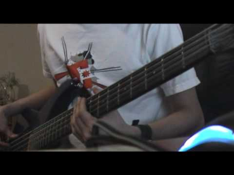Type O Negative - Unsuccessfully Coping With the Natural Beauty of Infidelity Bass Cover/tab Part 1