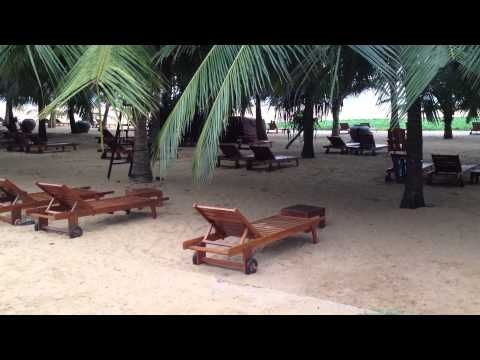 Jetwing Beach Hotel, Negombo Sri Lanka - a guided tour, 2013