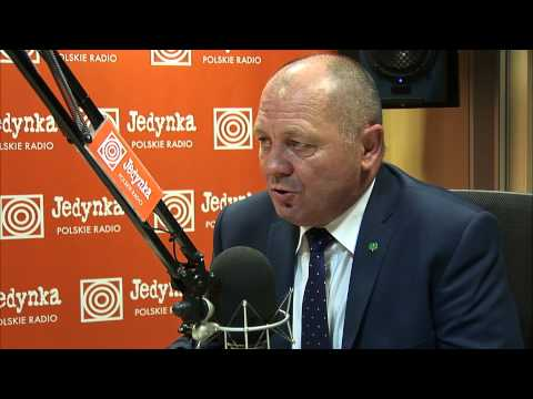 Minister rolnictwa: wystąpiłem o pomoc do KE (Jedynka)