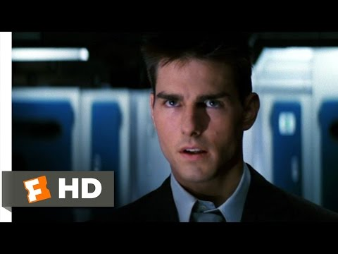 Mission: Impossible (1996) - Master Of Disguise Scene (7/9) | Movieclips