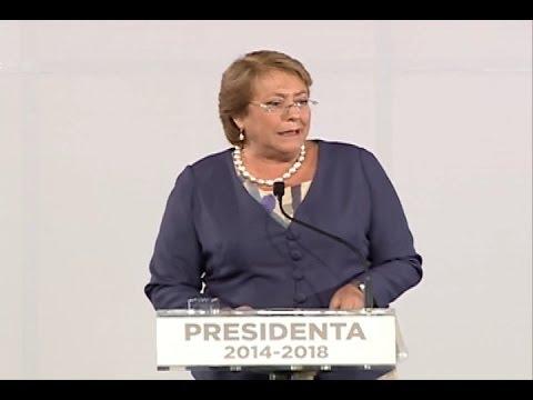 UDI emplazó a Michelle Bachelet a definirse por Venezuela