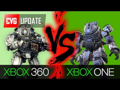 Titanfall: Xbox 360 vs Xbox One Comparison klip izle