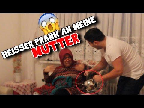 ICH VERBRENNE MEINE MUTTER PRANK !!!
