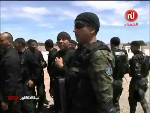 image video  زيارة رئيس الجمهورية المؤقت لجبل الشعانبي