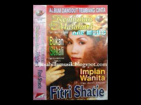 FITRI SHATIE - REMBULAN & MATAHARI FIRST SEASON (1999)