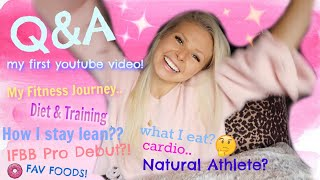 Q&A - MY FIRST VIDEO!