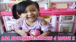 LOL SURPRISE SERIES 4 WAVE 2 | LOL LIL SISTERS | LOL PETS