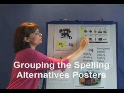 Teaching English Synthetic Phonics using Phonics International - Part 1
