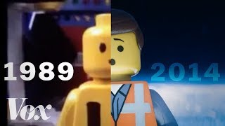 How fan films shaped The Lego Movie