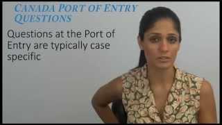 download lagu Canada Port Of Entry Questions gratis