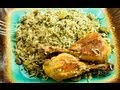 Youtube replay - Baghali Polo ba morgh (Chicken Fava...