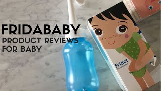 That Awkward Conversation: Fridababy Review