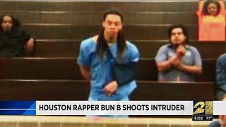 Houston rapper, Bun B, shoots intruder