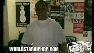 Cory Gunz In My Hood (50 CENT DISS) ! ! ! WORLDSTAR HIPHOP VIDEO