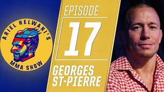 Georges St-Pierre says there is a 'big chance' he fights again in 2019 | Ariel Helwani's MMA Show