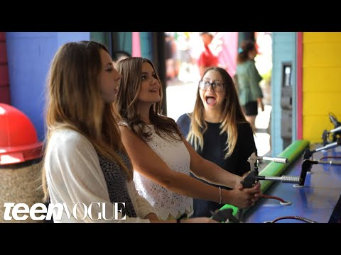Modern Family's Ariel Winter and BFFs Bailey and Jessie - Besties -Teen Vogue