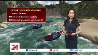 Cập nhật tình hình bão Mangkhut 15/09 | VTV24