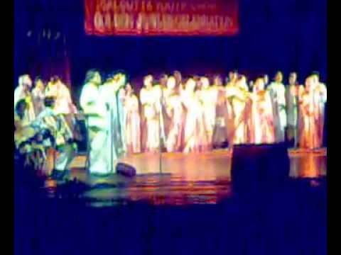 Mass Song - Cholchhe Aaj Cholbe Kaal - Calcutta Youth Choir video