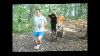 Alexander Samusenko - karate training (August 2012).mpg