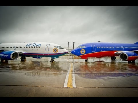 Battle Of The Partnerships I: Southwest Airlines Vs. AirTran Airways