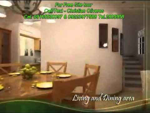 Forest Ridge - Antipolo City, For Sale Brand New Single Detached House & Lot