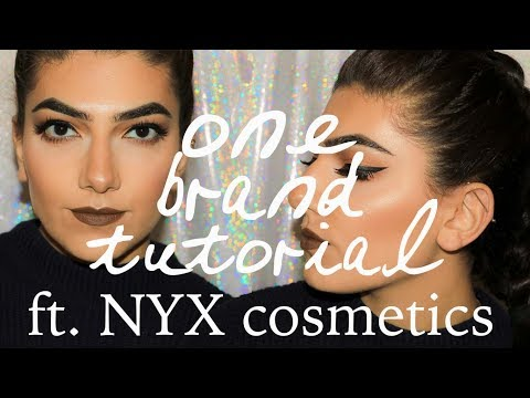 One Brand Tutorial | NYX Cosmetics | ELNAZ FAILY