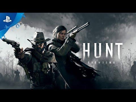 Hunt: Showdown - Launch Trailer | PS4