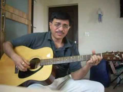 Munbe Vaa En Anbe Vaa ARR Guitar Chords Tamil Song Lesson