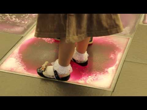 Liquid Crystal Dance Floor, Berjaya Times Square, Malaysia