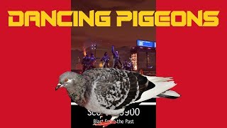 Dancing Pigeons - XCOM 2: War of the Chosen Propaganda Posters