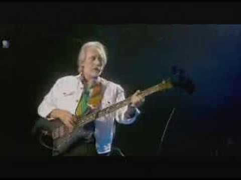 John Entwistle bass solo