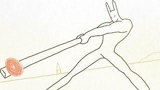 Desenho Animado Historia em Portugues ☆ CUEIO - Poderoso Jogo de Tacos ! ☆