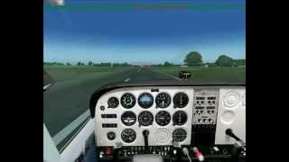 Aterrizando en MG0A