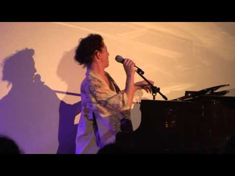 Amanda Palmer Performs Judy Blume Tribute at NCAC's Free Speech Matters Gala