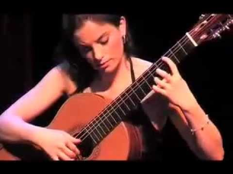 Four Pieces ~ Astor Piazzolla by Ana Vidovic at Zuidlare