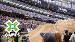 BMX Dirt: FULL BROADCAST | X Games Minneapolis 2018