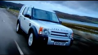 Disco Climbing Challenge part 1 - Top Gear - BBC