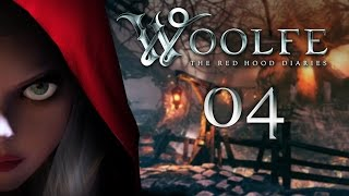 Woolfe #004 - Rattenkampf of Doom