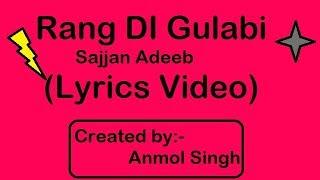 download lagu Rang Di Gulabi     Sajjan Adeeb gratis