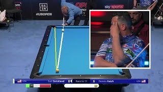 Best Shots Sunday 21 April US Open 9 ball 2019