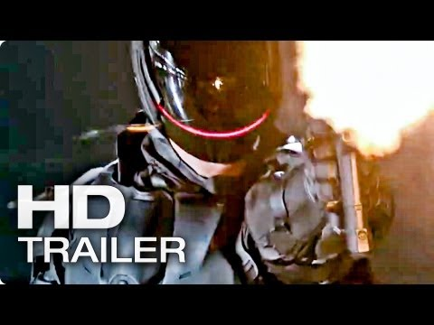 Robocop Offizieller Trailer Deutsch German | 2014 Film [hd] video