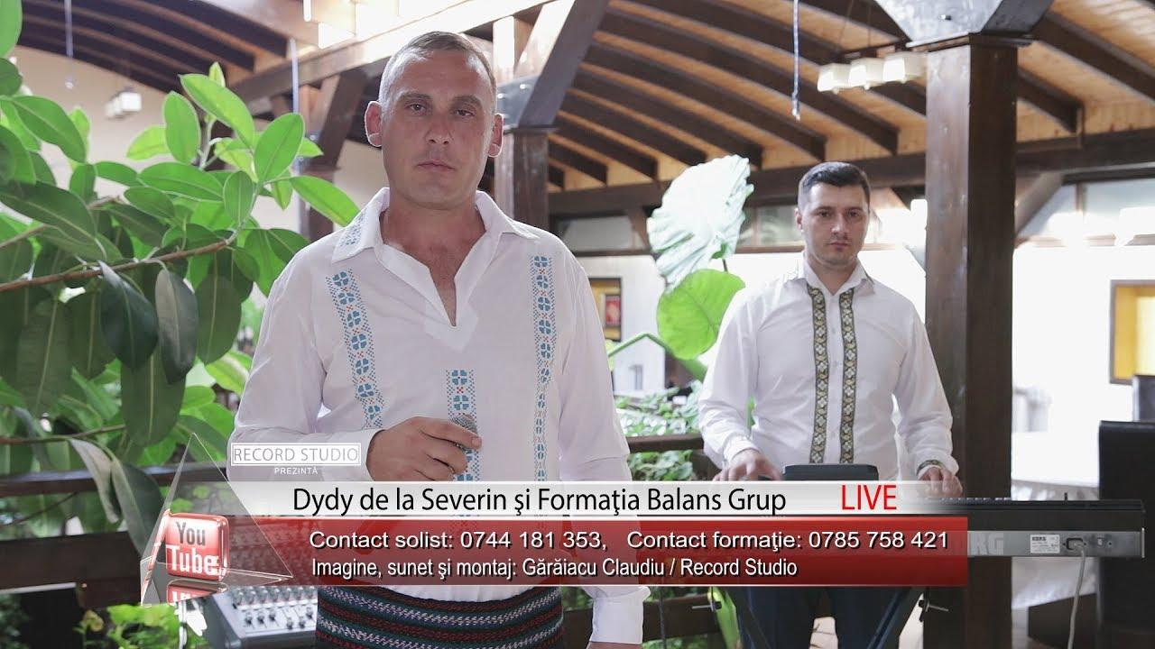 Dydy de la Severin si Formatia Balans Grup - Colaj Ascultari (Restaurant Elena Apa Neagra Gorj)