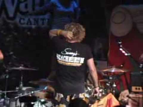 Poundcake / Runaround - Sammy Hagar B-DAY BASH ( with Alex Gonzalez of Mana) Oct 13th 2013