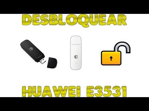 LIBERAR HUAWEI E3531 | CUALQUIER PAIS