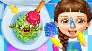 Sweet Baby Girl Cleanup 5 - House & Playground Makeover Gameplay By TutoTOONS