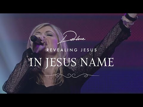 In Jesus' Name From Darlene Zschech's #revealingjesus Project video